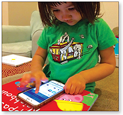 Figure 1. Children are now spending more time using digital devices, which can cause dry eye symptoms if overused.