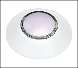 Figure 9. An accommodating liquid crystal contact lens. 