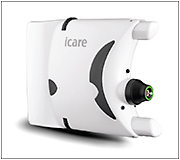 Icare Home can take from one to a series of six measurements.