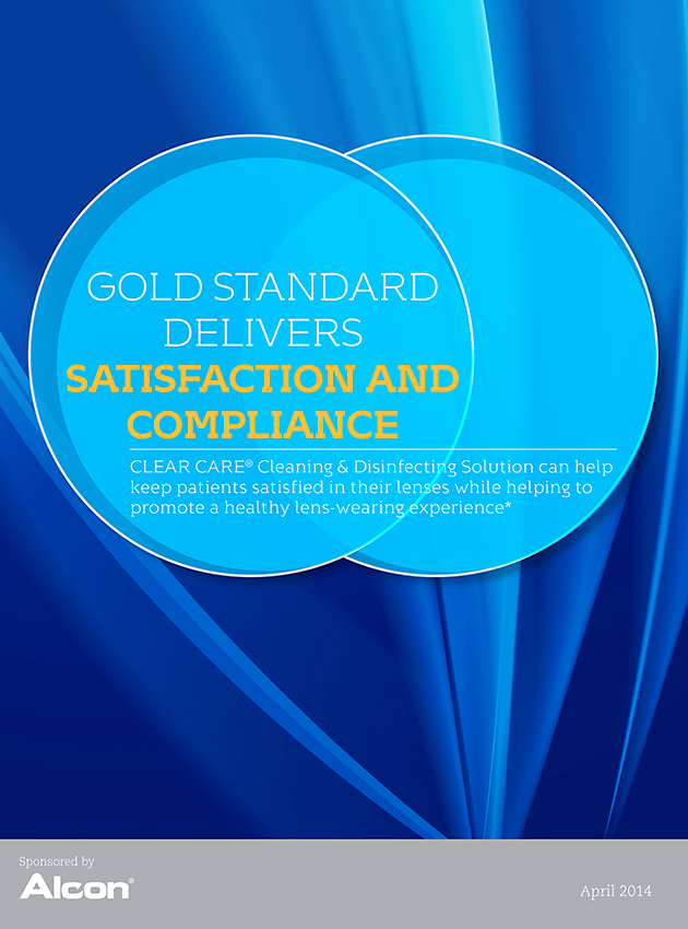 Gold Standard Delivers Satisfaction and Compliance
