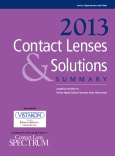 2013 Contact Lenses & Solutions Summary