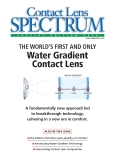The World's First and Only Water Gradient Contact Lens