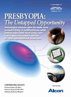 PRESBYOPIA:The Untapped Opportunity