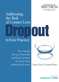Addressing the Risk of Contact Lens Dropout in Your Practice