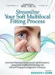 Streamline Your Soft Multifocal Fitting Process