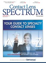 Contact Lens Spectrum Special Edition 2017: Your Guide to Specialty Contact Lenses
